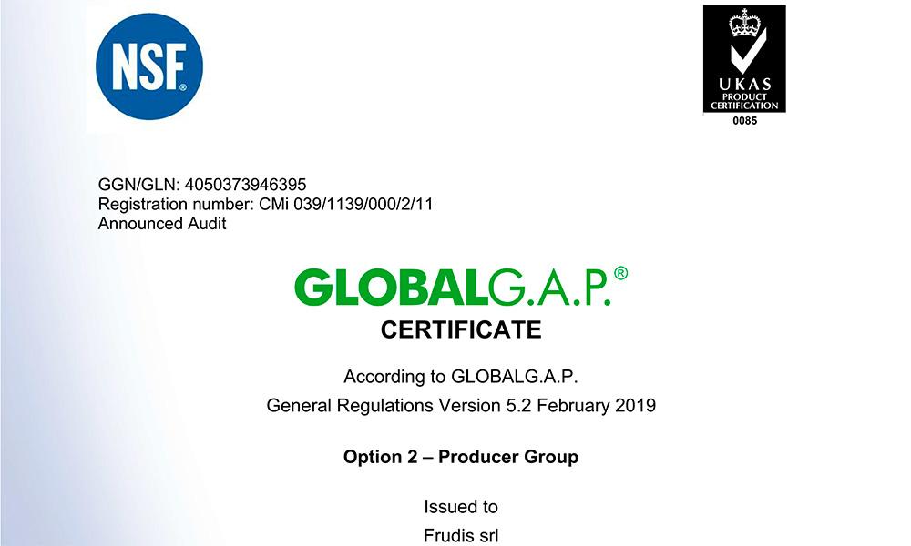 global gap 2021